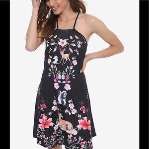 Hot topic Disney Bambi summer dress. Med